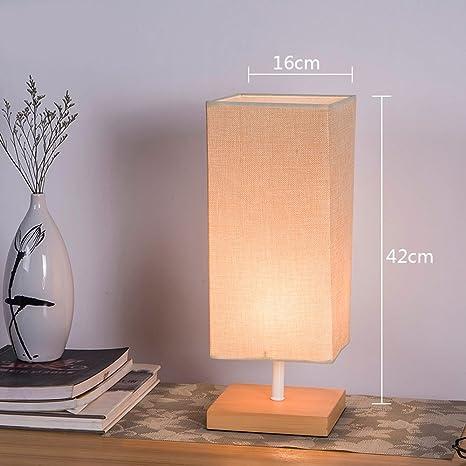 CJSHV-Lámpara de mesa Diseño Moderno Minimalista Ambiente De ...