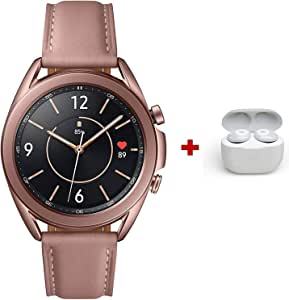 Samsung Galaxy Watch 3 41mm Stainless Steel - Gold + JBL T120