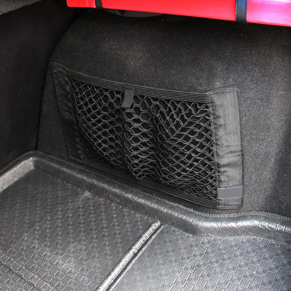 ChiTronic Filet de rangement pour dossier de siège auto
