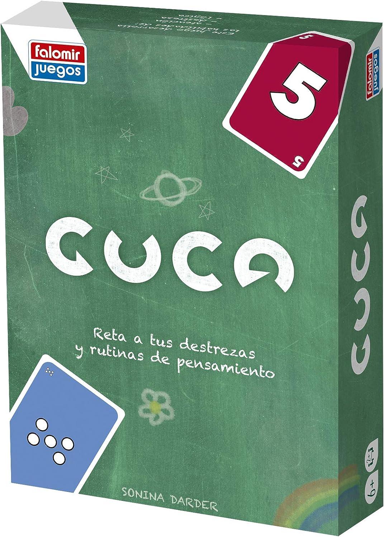 Falomir- Guca 5 Juego de Mesa (30039): Amazon.es: Juguetes y juegos
