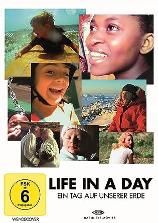 Life In A Day Amazonde Dokumentation Kevin Macdonald Dvd Blu Ray