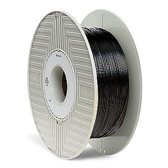 100% Quality Verbatim 55506 Primalloy Thermoplastic Elastomer Black 500 G 1.75mm tpe