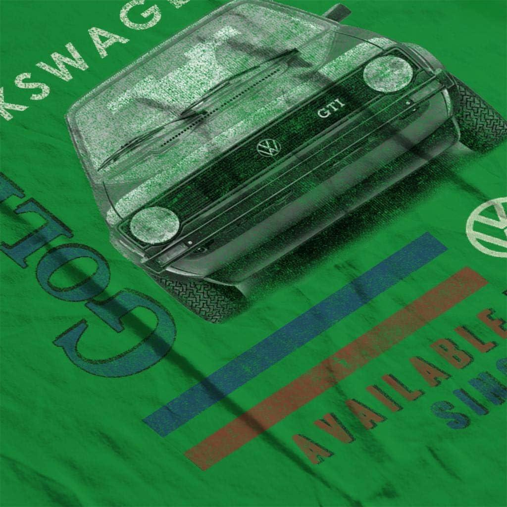 Volkswagen GTI 1976 Mens T-Shirt