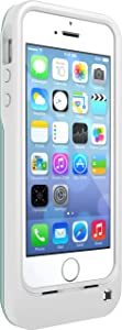 OtterBox Resurgence Power/BatteryCase for Apple iPhone 5s - Retail Packaging - Teal Shimmer Aqua/White