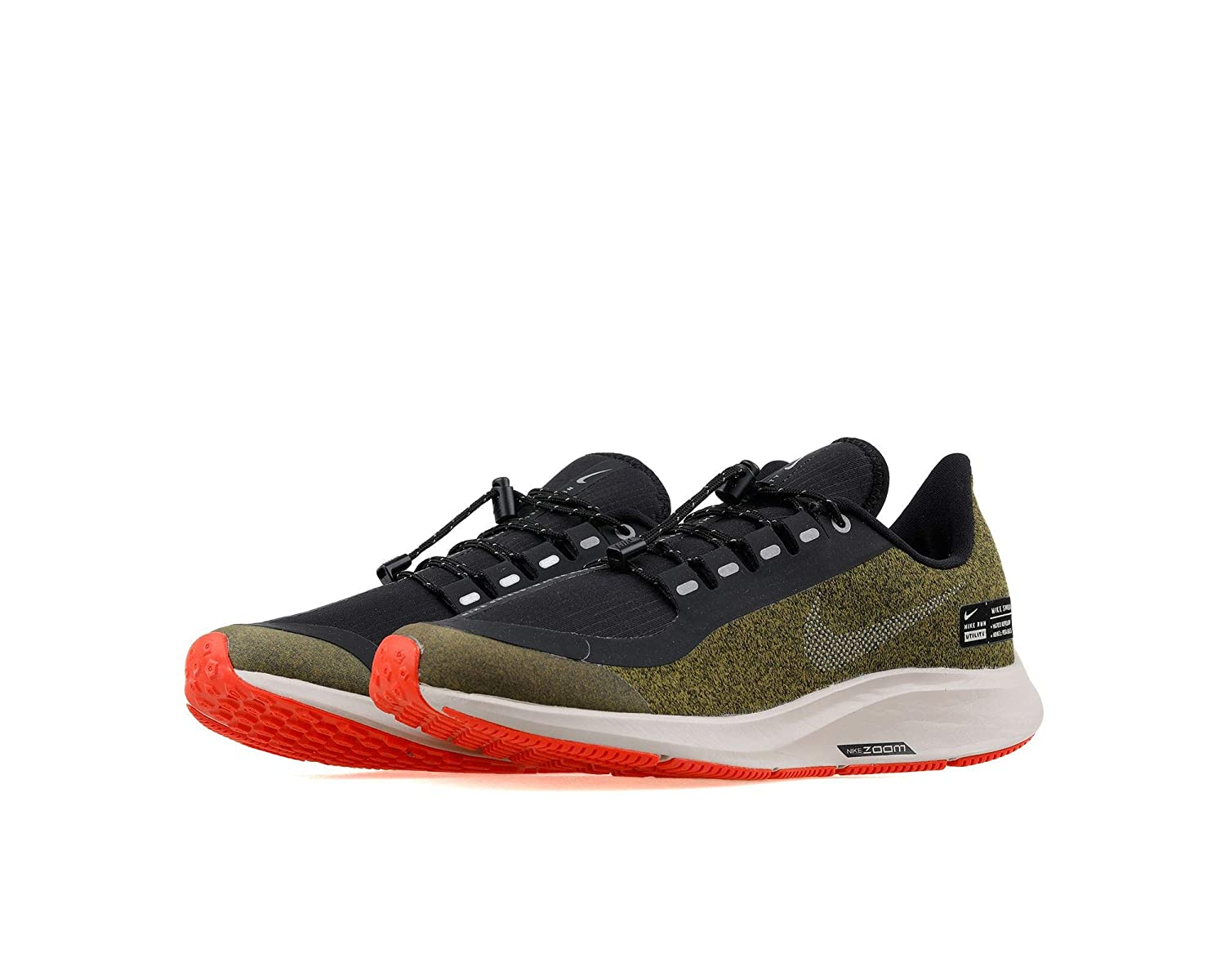 wholesale dealer 6da52 65fbc Amazon.com | Nike Kids Air Zoom Pegasus 35 Shield (Gs ...