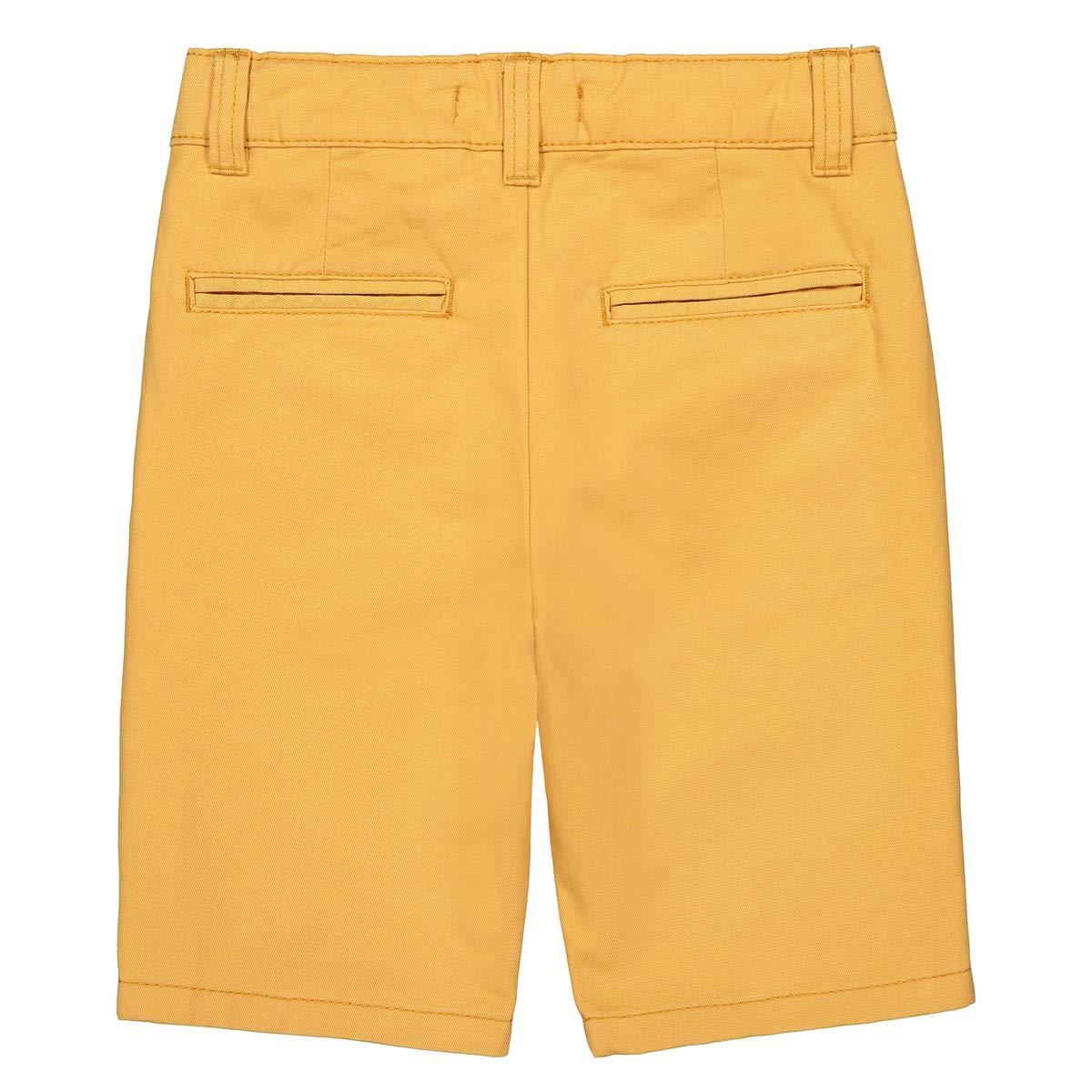 La Redoute Collections Big Boys Plain Bermuda Shorts 3-12 Years