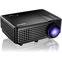 TENKER RD-805 1200-Lumens LED Portable Projector