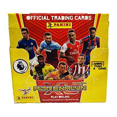 Premier League 2020/20 Adrenalyn XL CDU (x50 Packs): Toys & Games