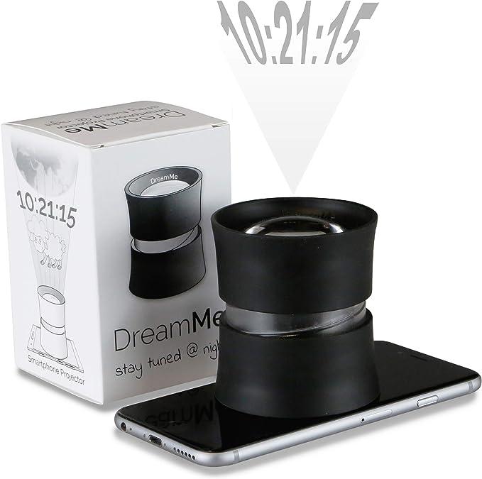dreamme Kit Negro – Despertador de proyección de Smartphone ...