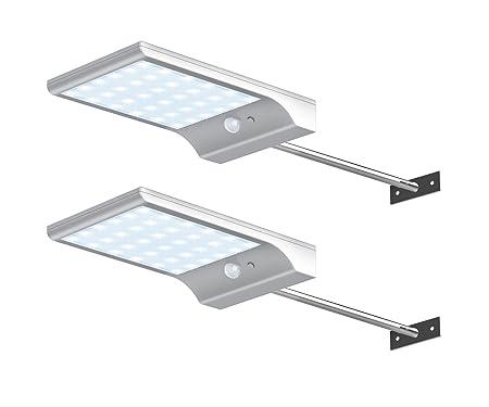 InnoGear Solar Gutter Lights