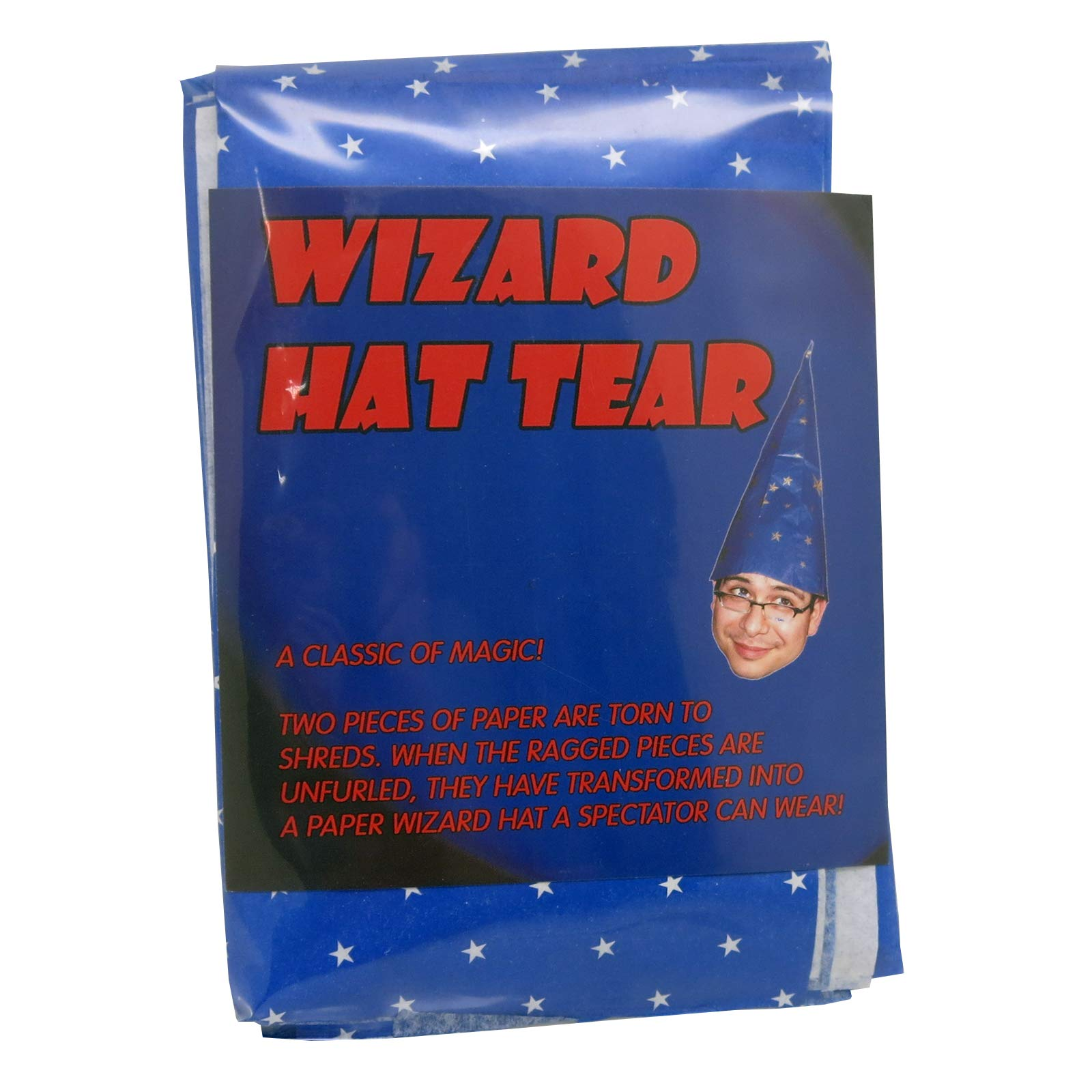 Royal Magic Wizard Hat Tear Trick From A Classic of Magic.