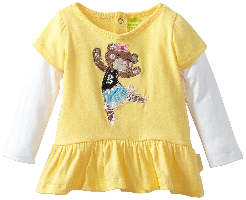 【新品、本物、当店在庫だから安心】 Watch Me Grow。By Sesame Street Street Watch baby-girls Sweet NB Dancing Bearドレスとレギンス 3 - 6 Months Sweet Pear B00CC6ZRBC, 九州銘酒蔵:da659985 --- arianechie.dominiotemporario.com