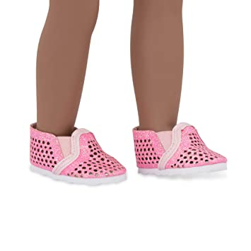 Our Generation BD37419GTZ - Zapatos para muñecas: Amazon.es ...