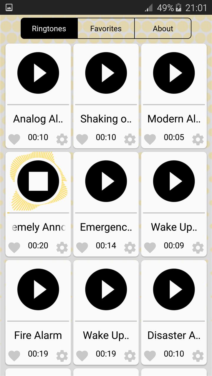 Alarm Sounds and Ringtones: Amazon.es: Appstore para Android