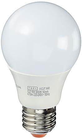 Lámpara LED A jedi E27 470 lm