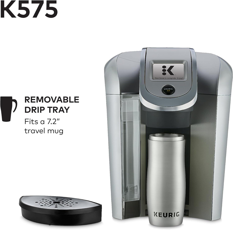 Keurig K575 - Cafetera: Amazon.es: Hogar