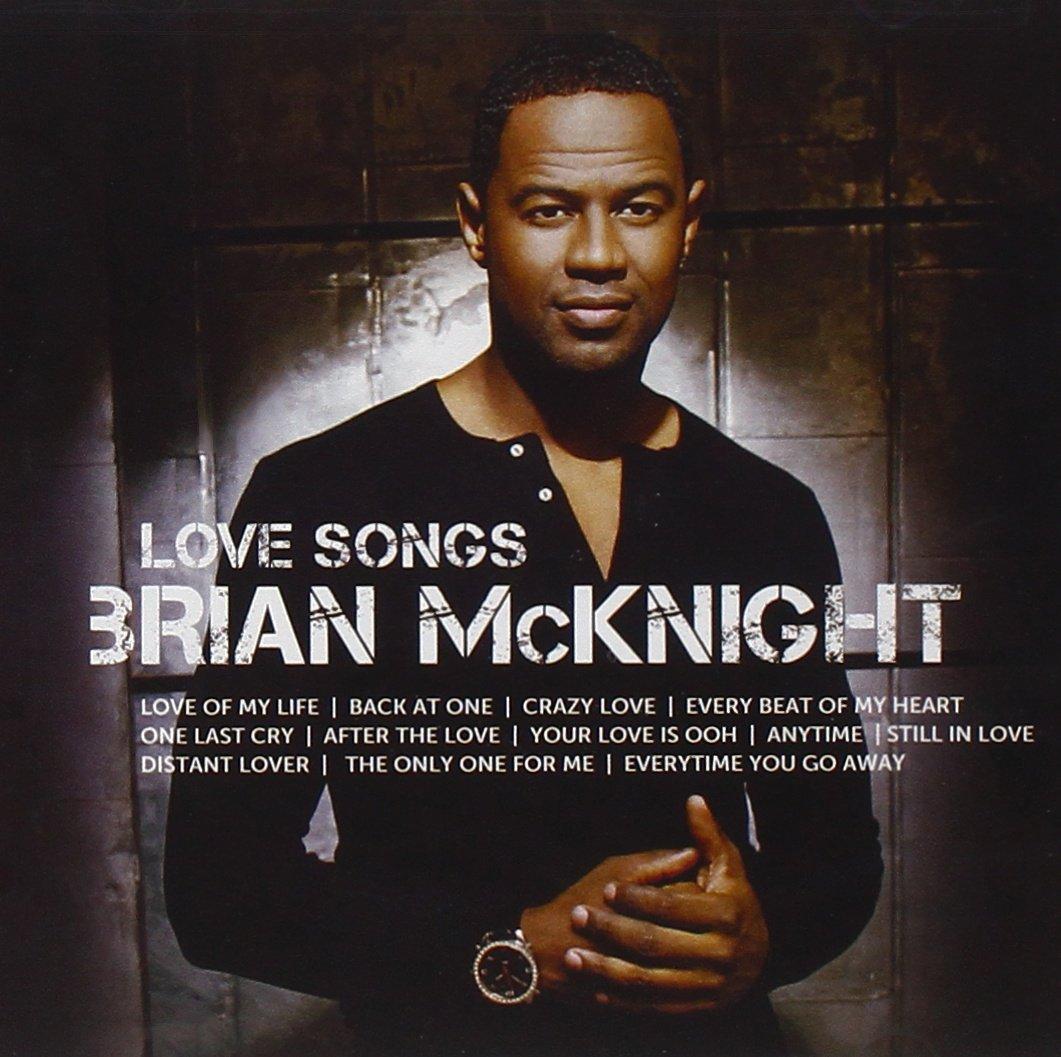 Brian McKnight - Icon Love Songs (Icon Title)