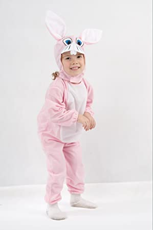Bunny suit Toddler costume  Kids size toddler  sc 1 st  Amazon UK & Bunny suit Toddler costume : Kids size toddler: Amazon.co.uk: Toys ...