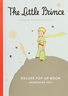The Little Prince Deluxe Pop Up Book With Audio