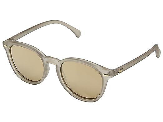 Le Specs Damen Sonnenbrille Bandwagon Matte Stone Sonnenbrille IXkzgL