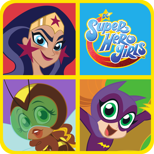 DC Super Hero Girls (Download Fruit Ninja Game Free)
