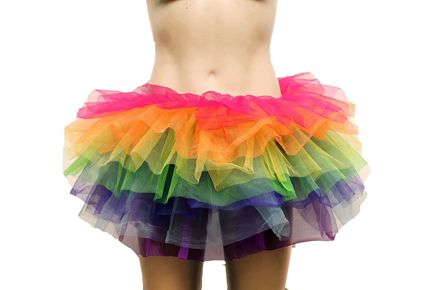 Blidece Basic Tutu Skirt for Women - 18 Colors Available BA001-849