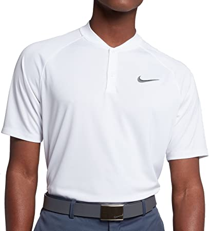 2b5c4692 Amazon.com : Nike Men's Dry Momentum Golf Polo : Sports & Outdoors