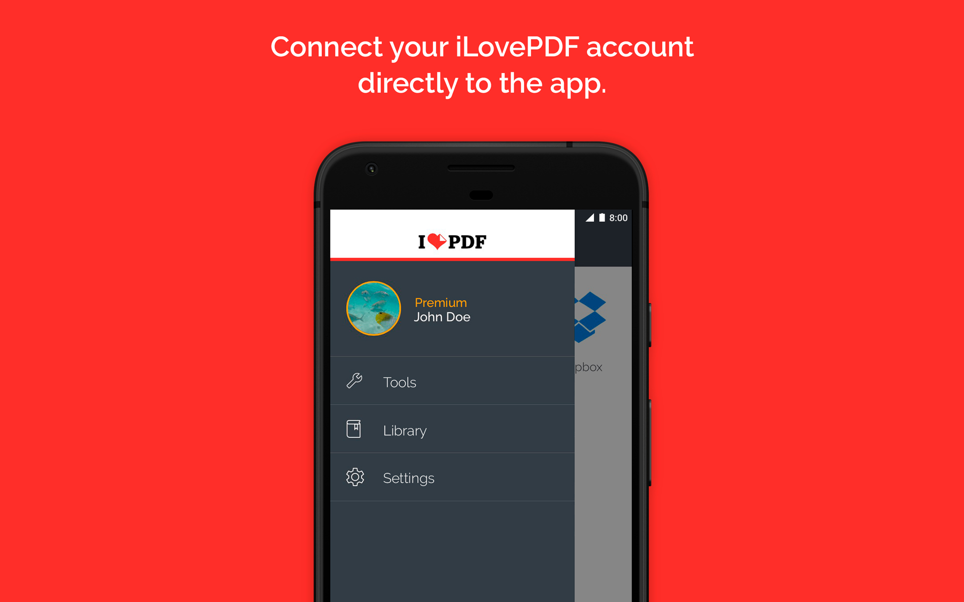 iLovePDF - PDF Converter & Editor: Amazon.es: Appstore