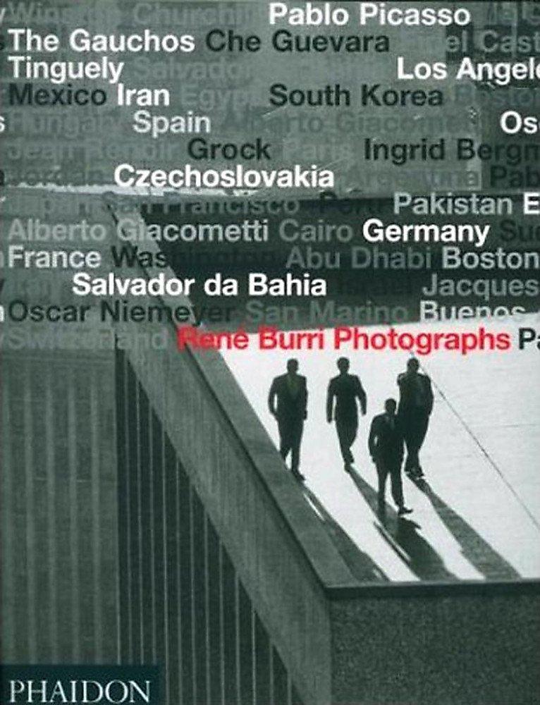Download Rene Burri Photographs pdf epub