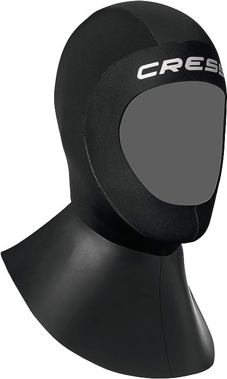 Cressi Bala Hood Man 5mm Capucha de Buceo Hombre