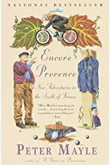 Encore Provence: New Adventures in the South of France Paperback