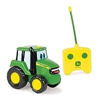 Tomy John Deere - 42946 - Véhicule Miniature - Johnny le Tracteur Radiocommandé