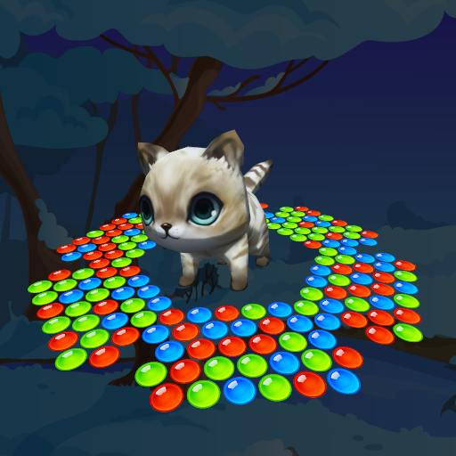Bubble Cats -