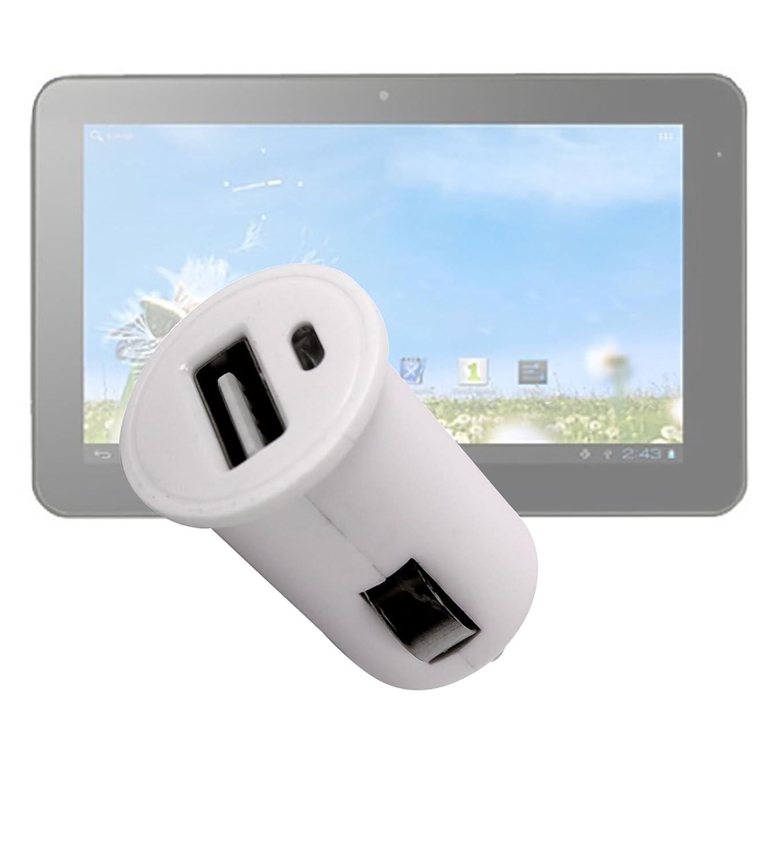 DURAGADGET Adaptador De Coche con Puerto USB para Tablet ...