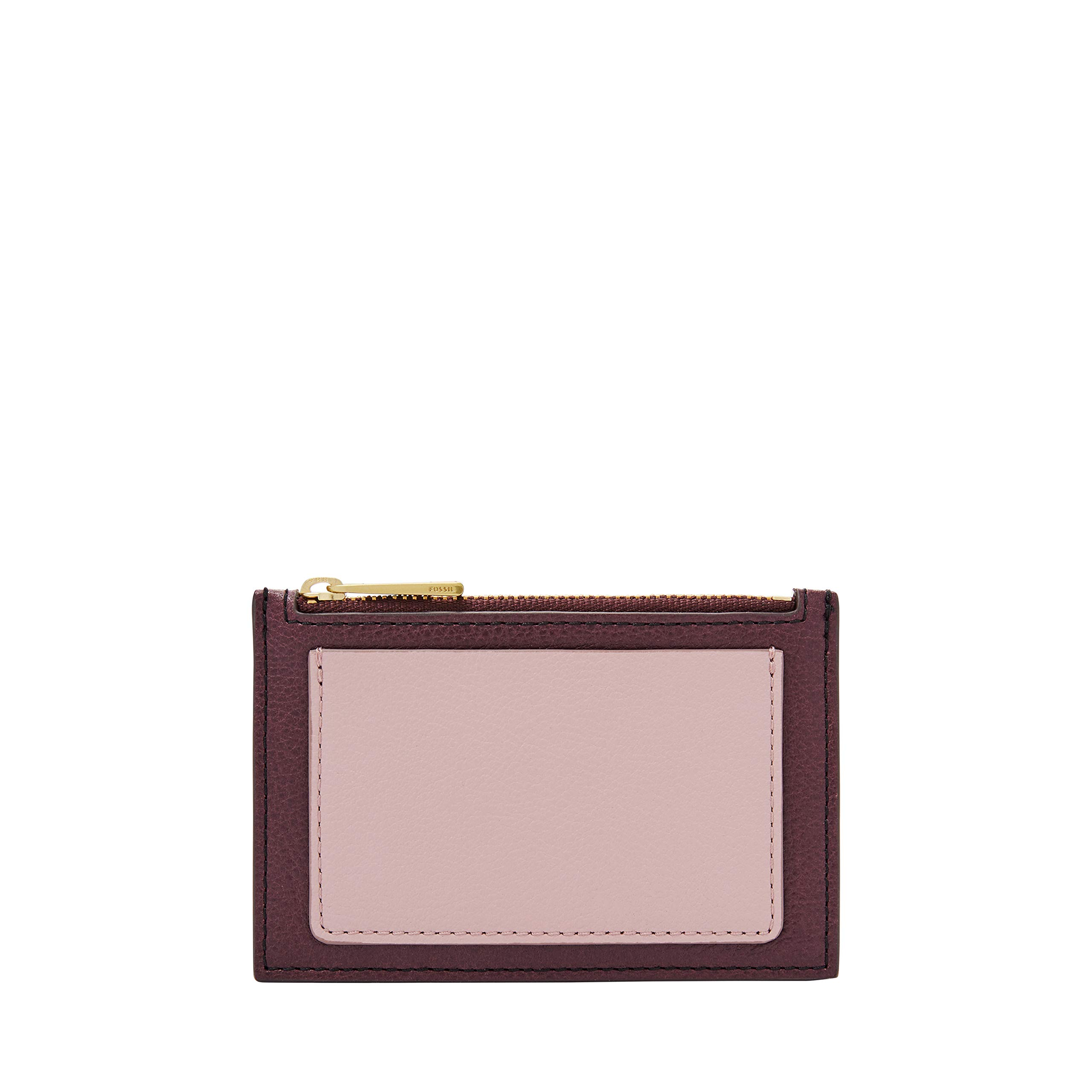 Fossil Shelby Zip Coin Fig by Fossil