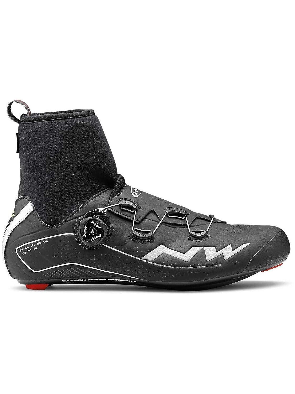 Northwave Flash GTX - Zapatillas - negro negro negro Talla del calzado 45 2017 2ee245