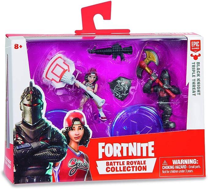 Fortnite Blister Duo - 2 Figuras 7 cm y 1 accesorio escondido ...