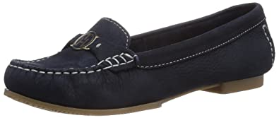 Tommy Hilfiger KELLY 12N, Damen Mokassin, Blau (MIDNIGHT 403), 42 EU