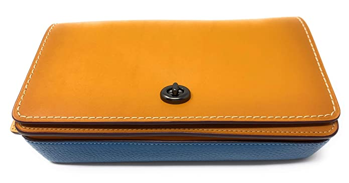 Amazon.com: Coach 1941 BPMMN Dinky in Colorblock - Río ...