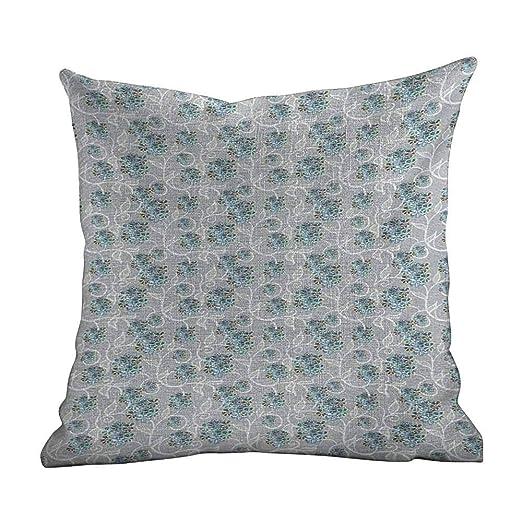 Fundas de almohada estándar abstractas, diseño geométrico ...