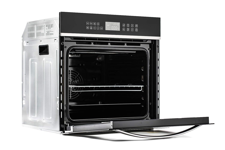 Amazon.com: Empava, horno eléctrico negro empotrable ...