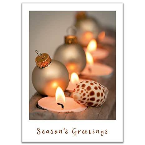 Amazon beach christmas cards florida theme with seasons beach christmas cards florida theme with seasons greetings text appropriate for personal or business use m4hsunfo