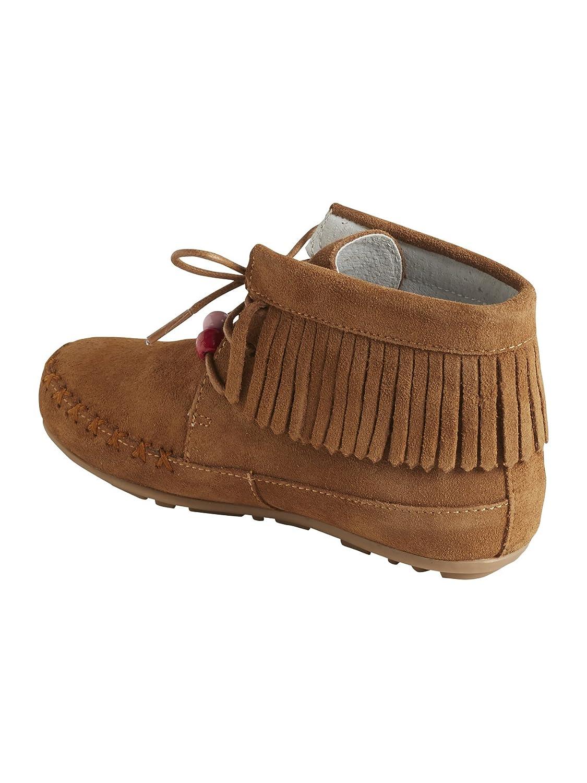515dd269cf936 Vertbaudet Bottines Cuir Fille Broderies et Franges  Amazon.fr  Chaussures  et Sacs