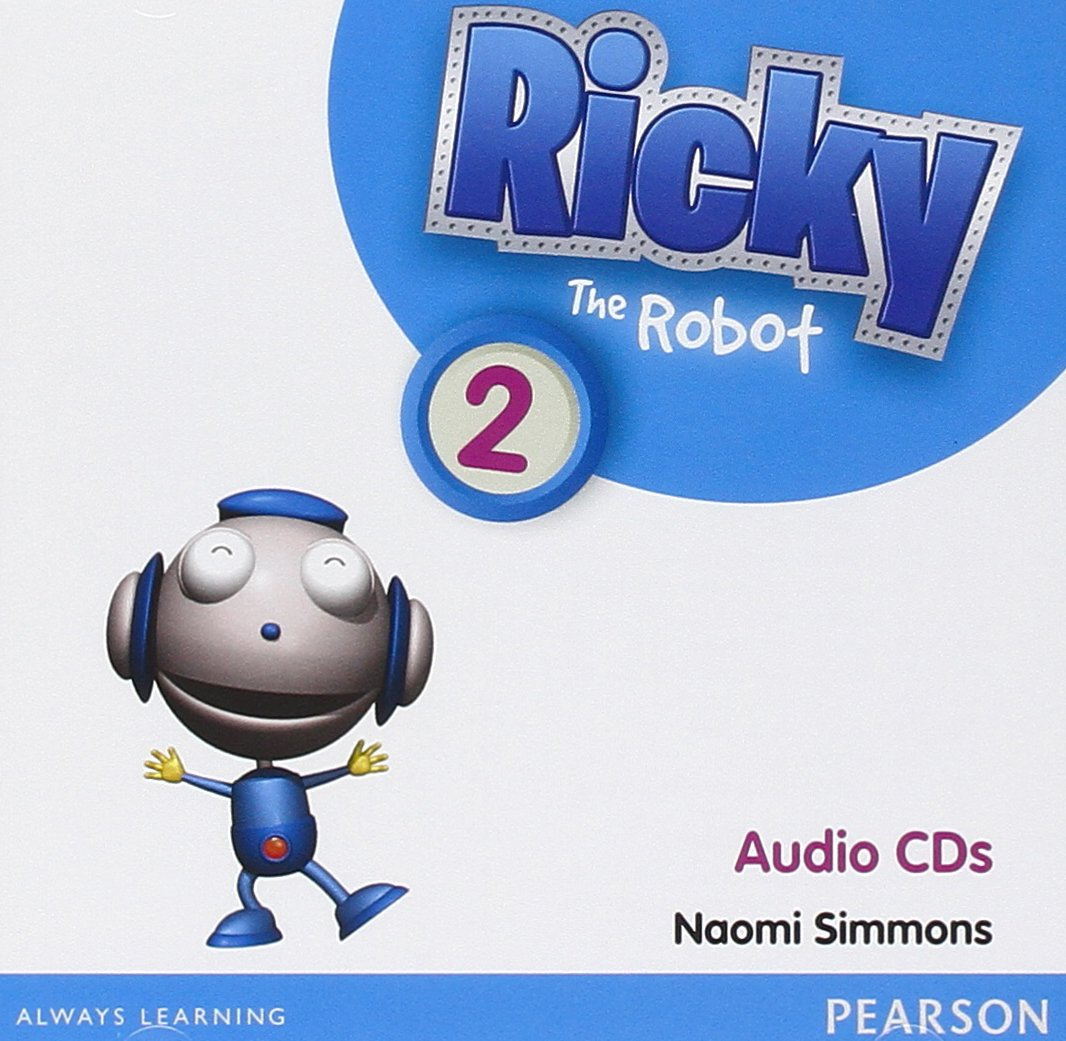 Download Ricky The Robot 2 Audio CD PDF