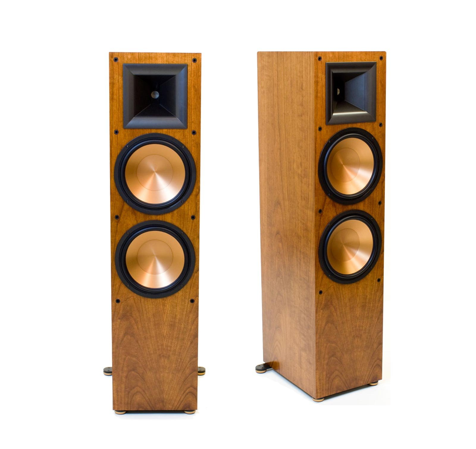 Klipsch RF-7 II Reference Series Flagship Floorstanding Speaker (Cherry Pair) by Klipsch
