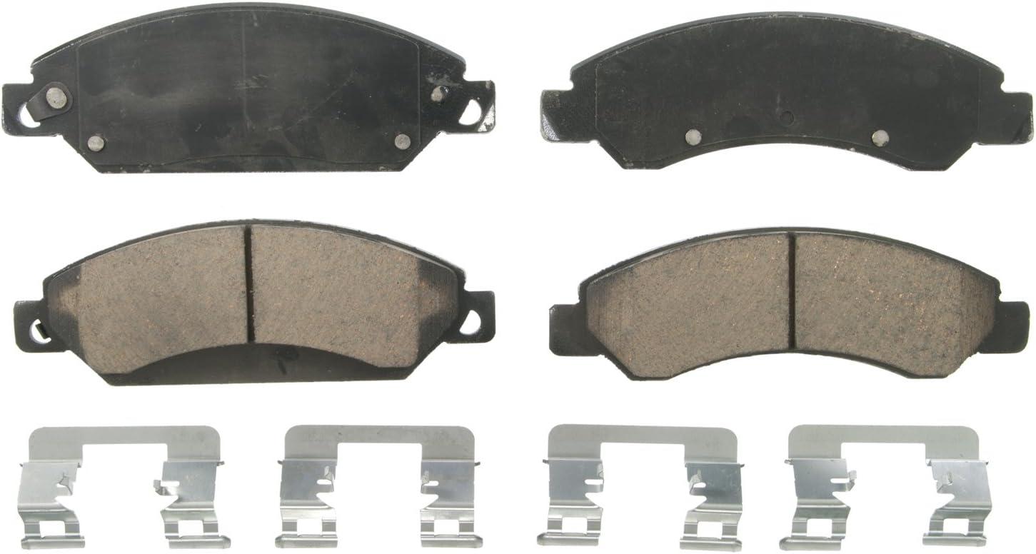 Disc Brake Pad Set-QuickStop Disc Brake Pad Front Wagner ZD1363