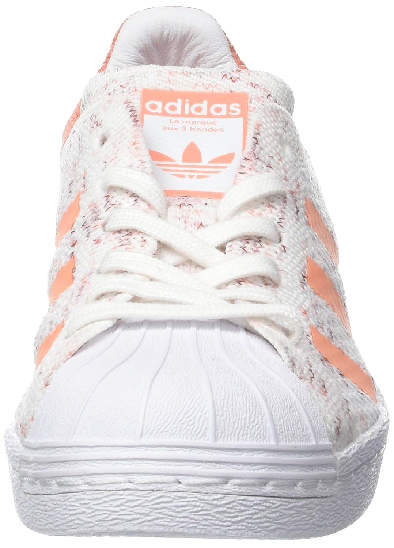 adidas Damen Superstar 80s Prime Knit Gymnastikschuhe