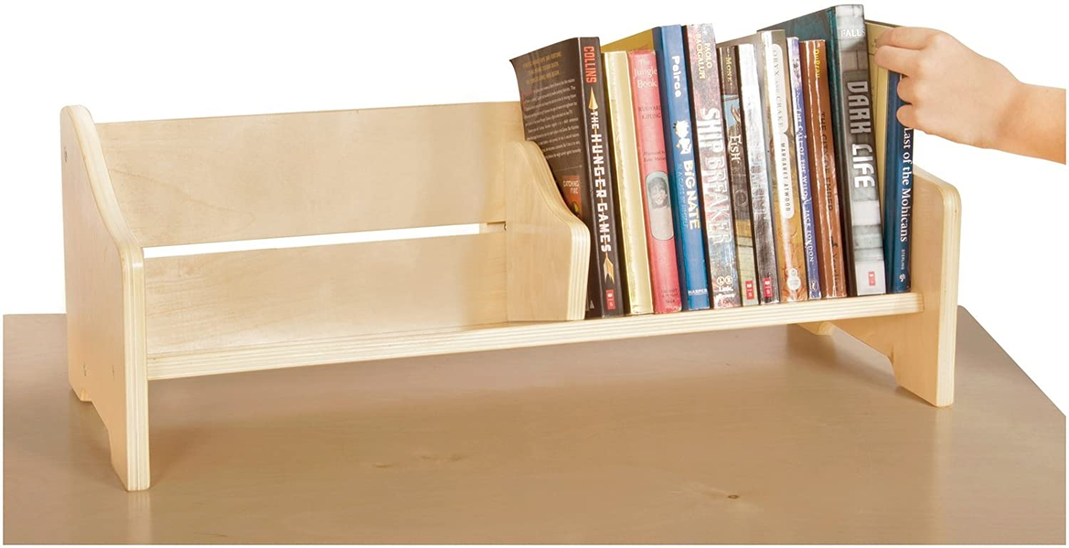comfort and dwelling wide tabletop bookcase shoebox ssb style bookshelf finding