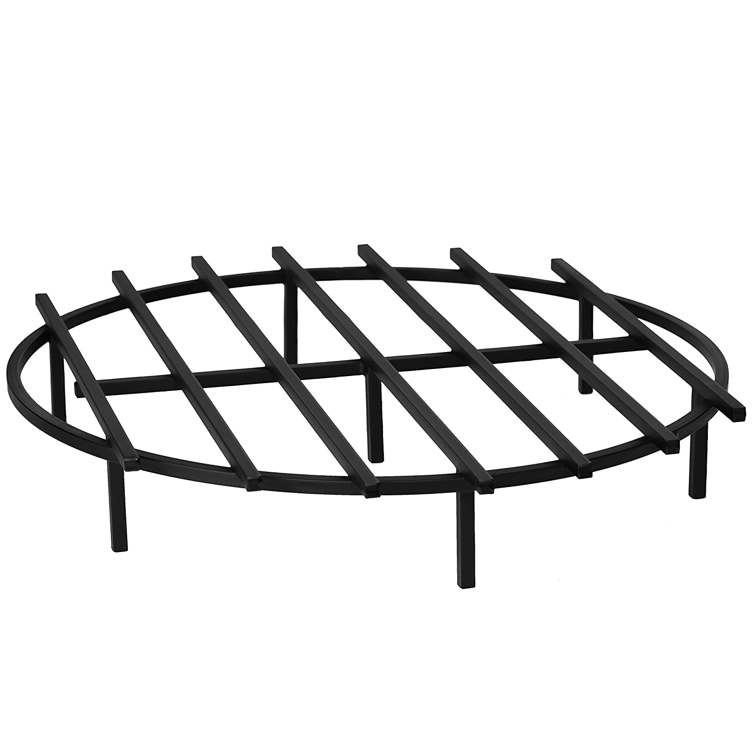 Heritage Products Classic Round Fire Pit Grate, 18 Inch Diameter - Made in the USA Federated Trade RGC-18