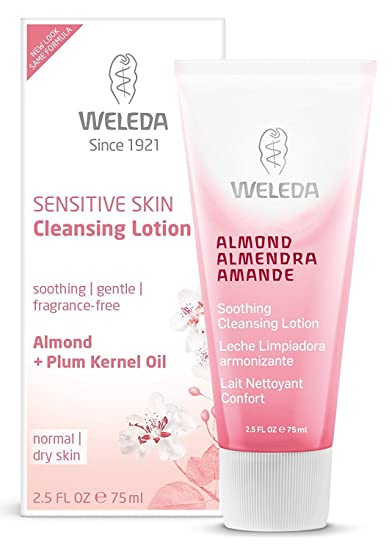 (6 PACK) - Weleda Almond Soothing Cleansing Lotion | 75ml | 6 PACK -
